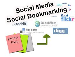 Submit Your Site In 100 Social Bookmarking Site Manuall Service