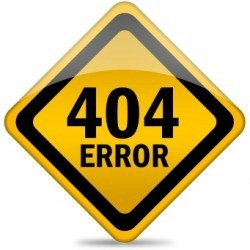 Customize 404 Page design