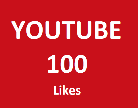 Get 100 Youtube Likes - Instant and Safe