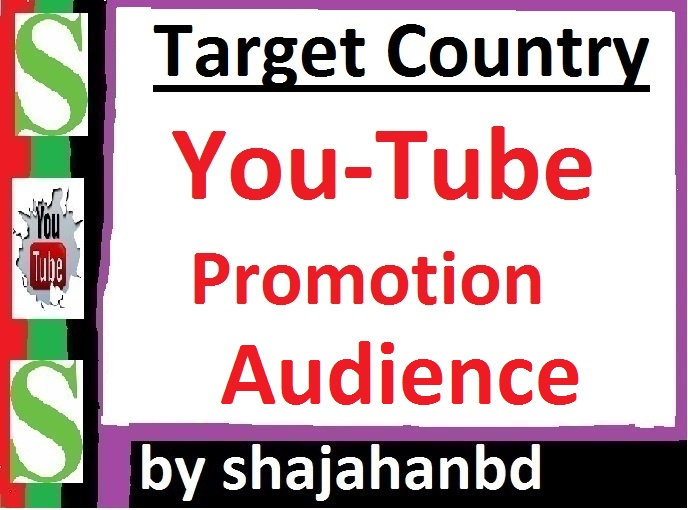 Targeted Country Video Viral Promotion Marketing