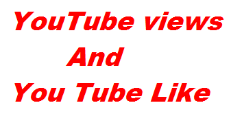 Get 6000+ youtube views and 300+ youtube like non drop only