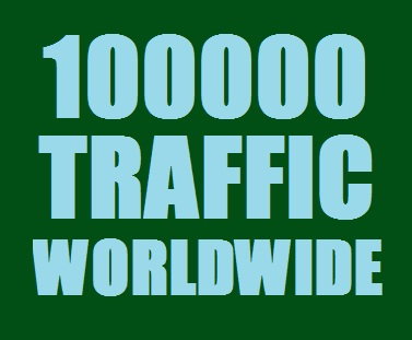 Get Real 100000 Web Traffic in 10 Days