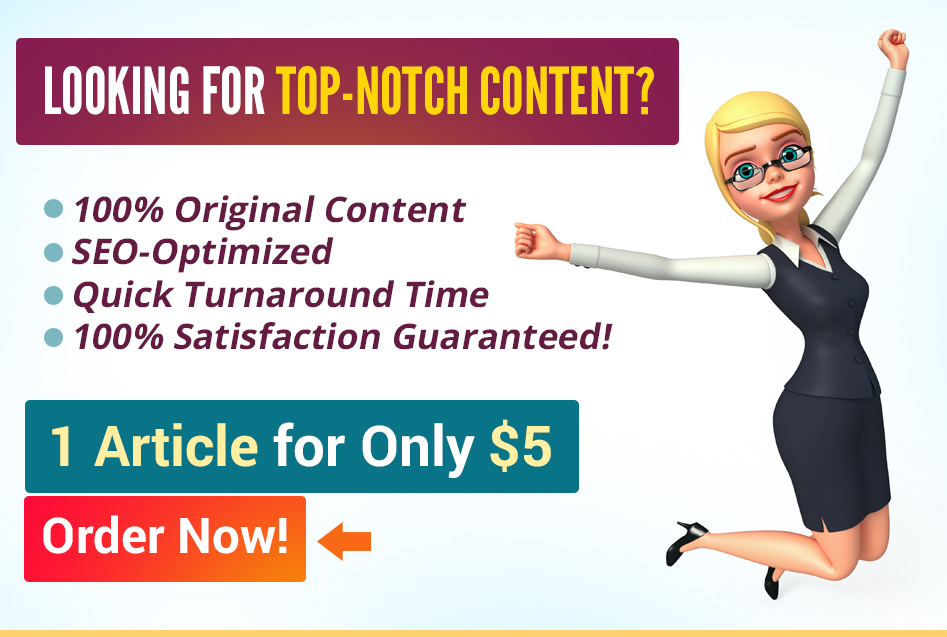 I Will Create a High-Quality Article for You - 400 Wo...