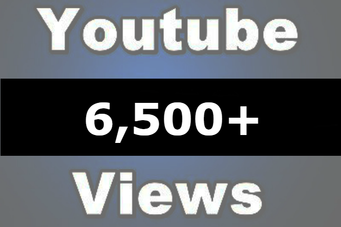 Get fast 4000 youtube video views