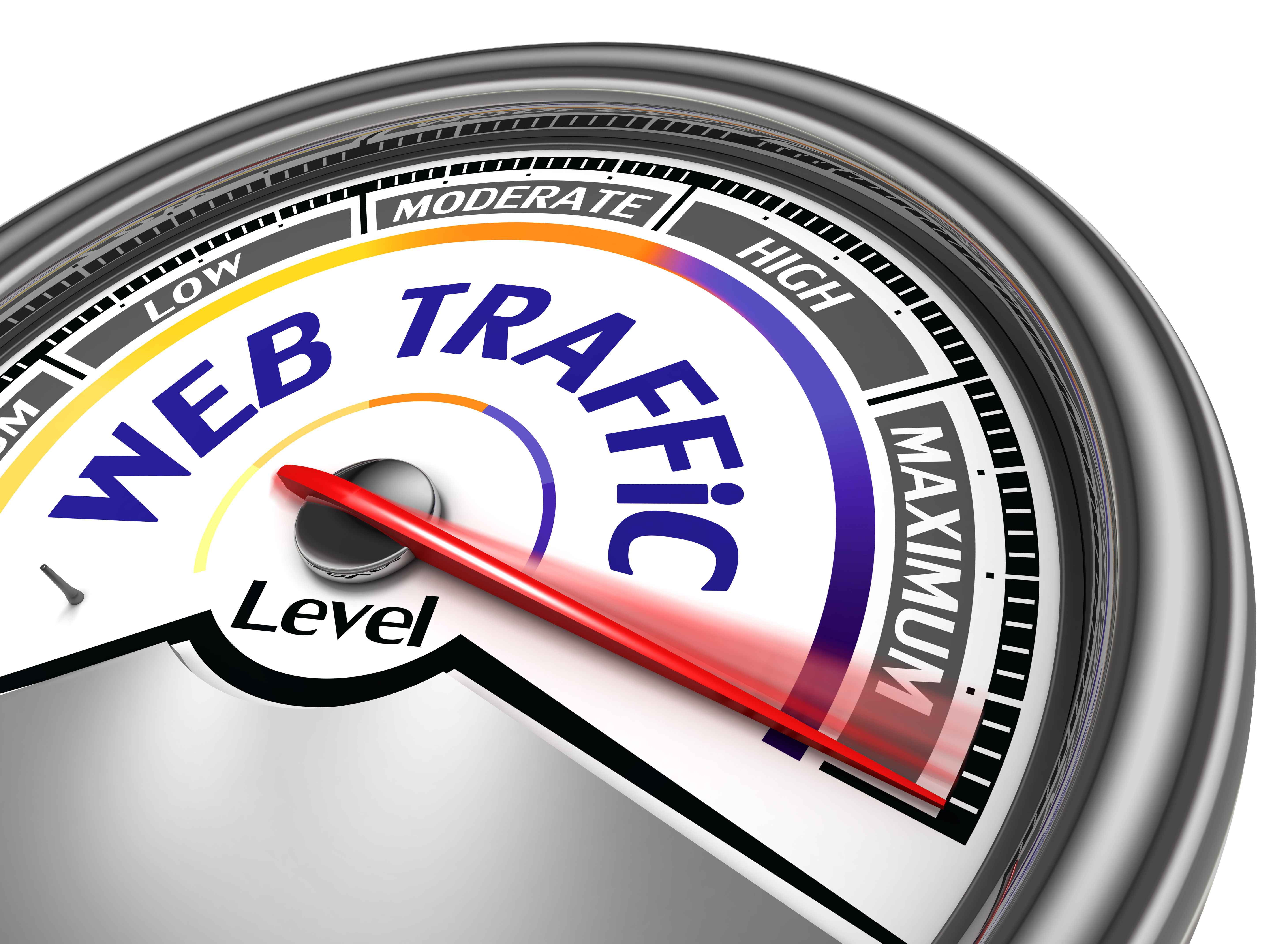 I will drive unlimited real traffic to your website for one month