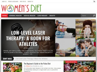 Guest post on Real Health Blog sites