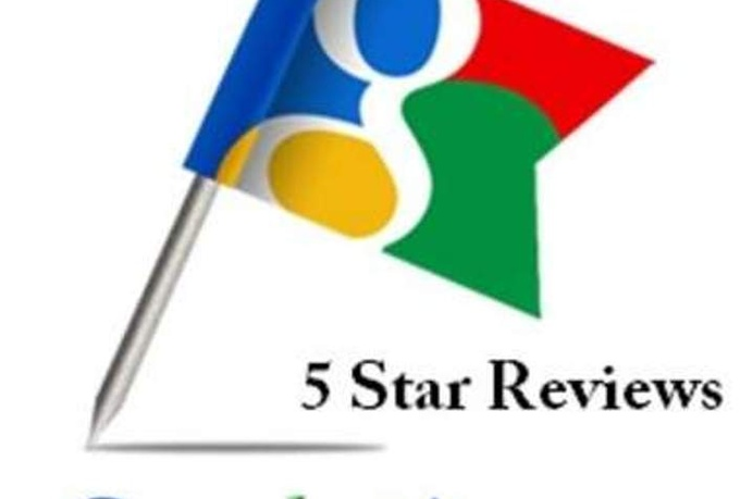 write a business review on google
