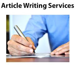 Articles Package - 5 articles per week