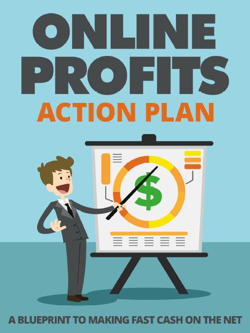 Online Profits Action Plan eBook