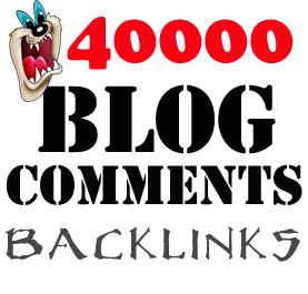 >:-) deliver 30,000 PROFESSIONAL Blog Comment Backlinks :-))