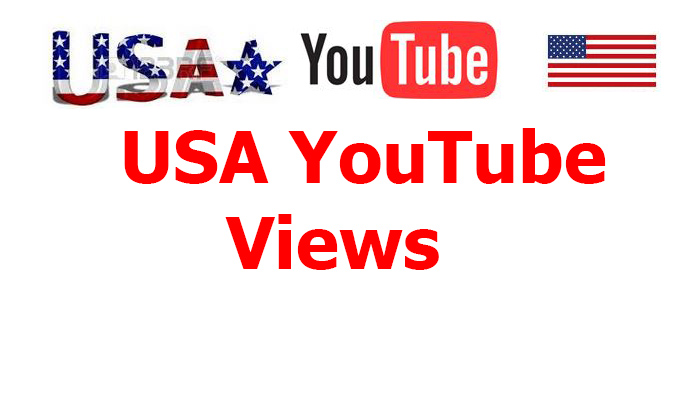 1000++USA & Target Country YouTube Video Views or 400+ YouTube Video Likes