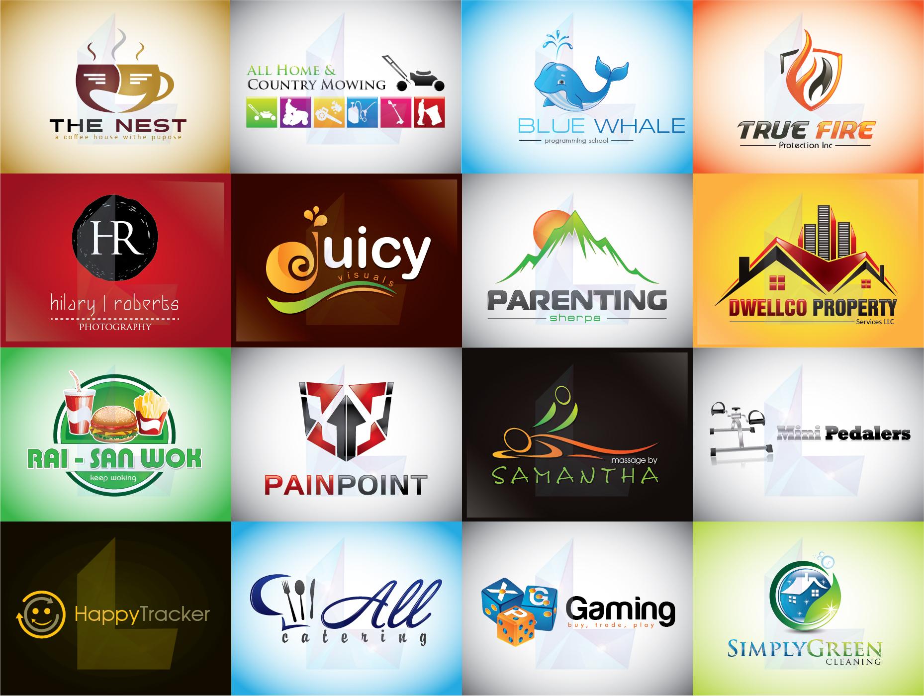 Create Custom Logo Designs Exclusive High Quality