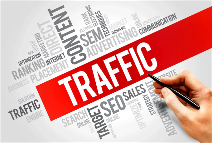 I will send UNLIMITED 20000 plus low bounce rate website traffic from google and social