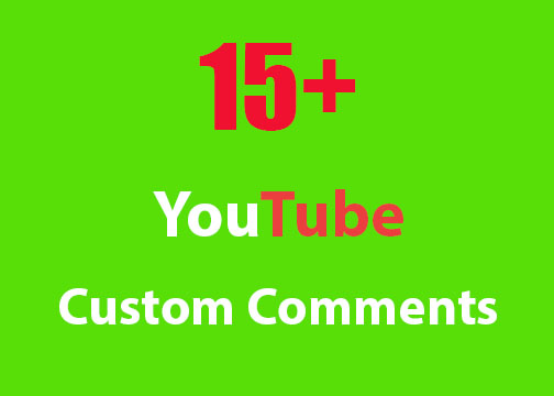 ALMOST INSTANTLY GET 20 REAL YOUTUBE  SUBSCRIBERS OR 25 CUSTOM COMMENTS