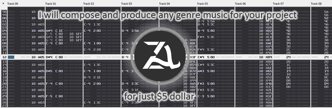 I will compose and produce any genre music for your project
