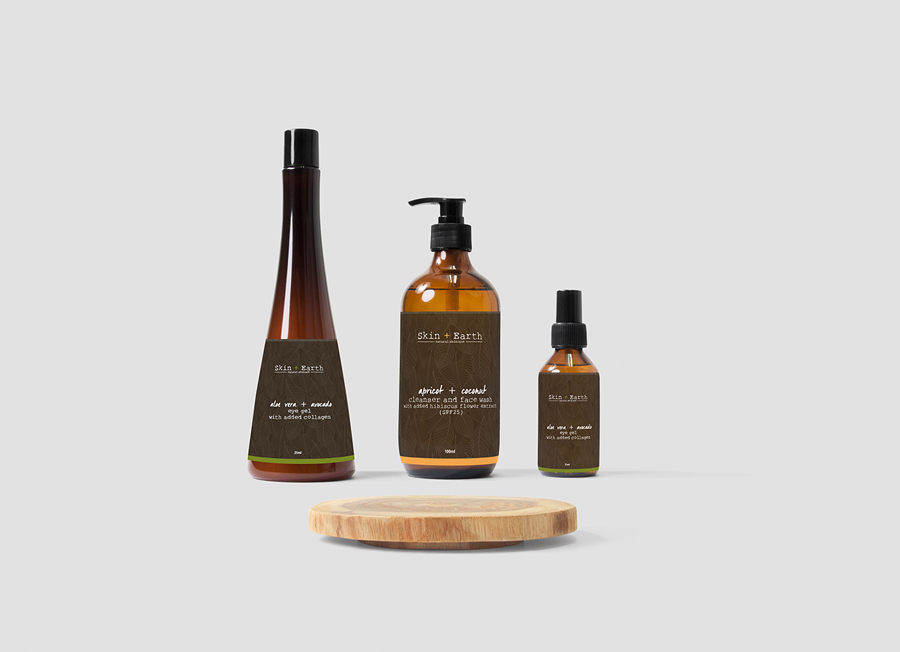 design a creative custom label for your product