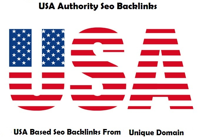 I will Create 25 USA Authority Seo Backlinks