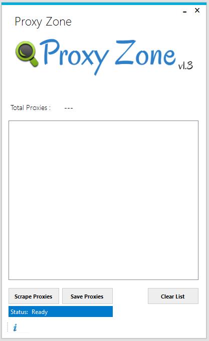 Proxy ZONE - Powerful Proxy Scraper