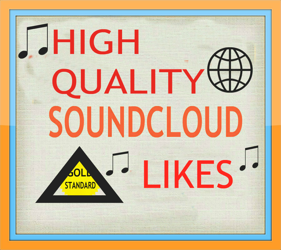 SOUNDCLOUD TOP QUALITY 200 LIKES 50 REPOSTS, 50 COMMENTS OR 200 COMMENTS