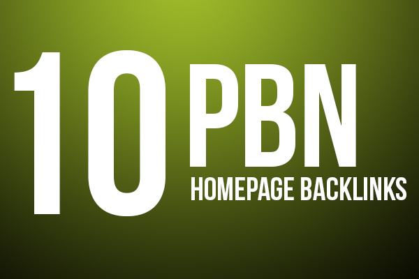 10 Manual HIGH TF CF DA PA 20+ to 10 Dofollow PBN Backlinks