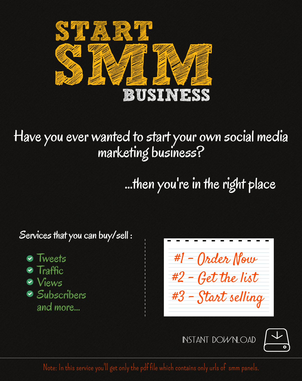 20+ URL SMM Panels - Start Reselling Now