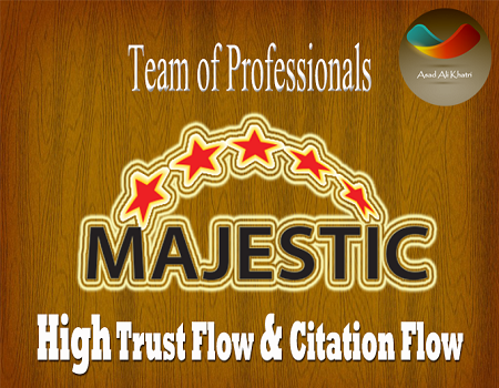 I will provide 45 high Trust flow and citation flow D...