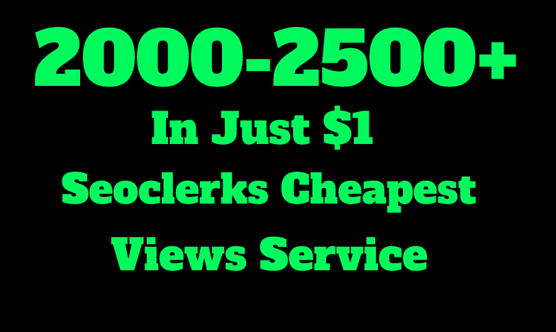 Give 2000+ High Quality Good Retention YouTube Vie ws with Free Lik es