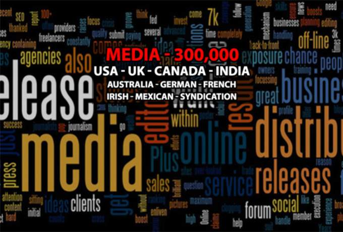 send Press Release 1000 Relevant News Magazine TV Radio