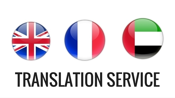 Translating 1100 words between English - French - Arabic