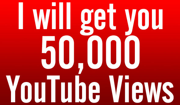Fast 50k++ or 50,000++ Safe And Non Drop High Retention youtube Views