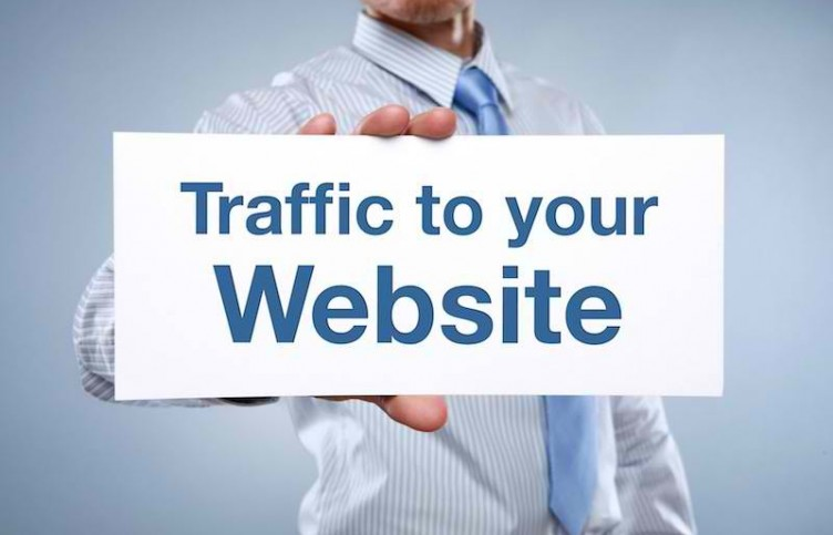 Buy traffic for your website, 5000 visits