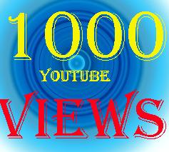 Take  1100+ HR YOUTUBE  Views