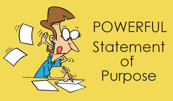 I will write Statement of Purpose [SOP]  for your master,scholarship and internship