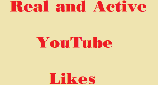 Get 1500+ Real and active YT  video lik*es or 630+ subs  non drop