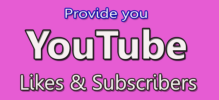 Get you 50+ Youtube likes and 20+ Subscribers
