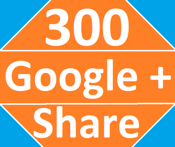 Top 300 Google Plus Post Share OR SEO Social Signals / Backlinks / Bookmarks - Help to rank your website or Video In Google First Page