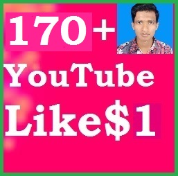 Super Fast 170+ YouTube Like Only price
