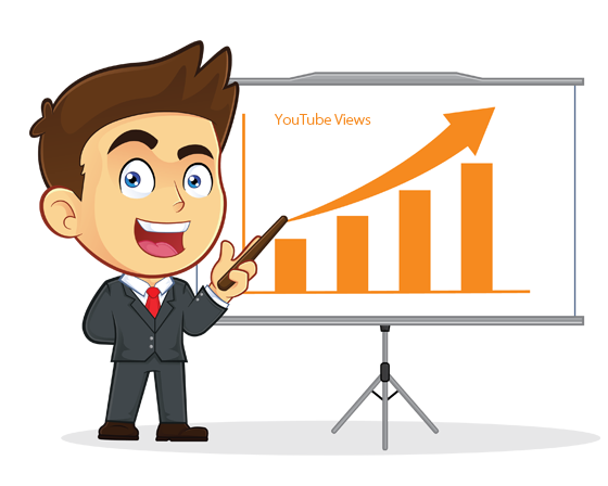 Provide 7500+ High Retention + Splitable Youtube Views for