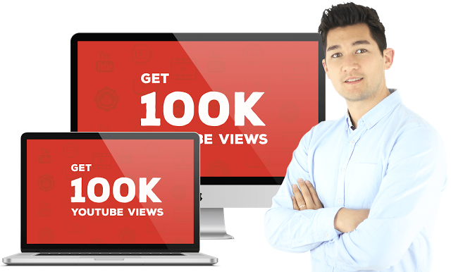 Get fast 100k youtube views for cheap in 24-30hrs