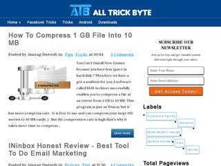All Trick Byte Sponsored Blog Review