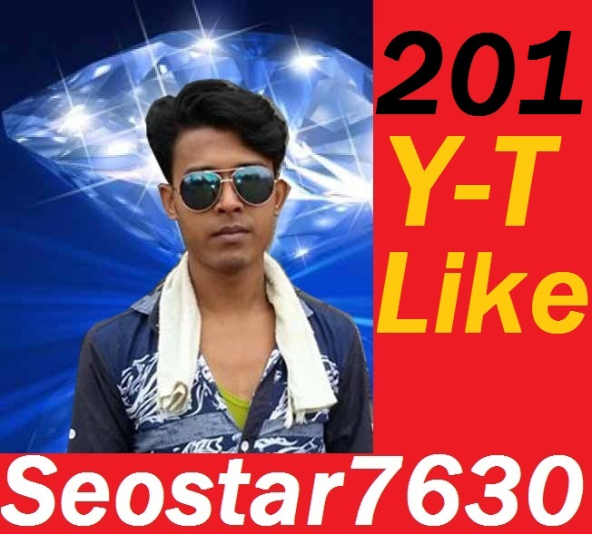 Add 201+ YouTube Video Likes OR 20 Custome Comments Only