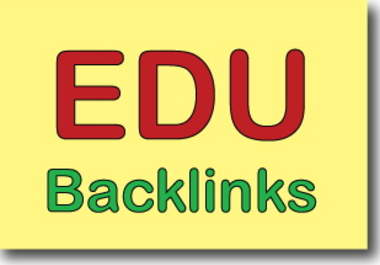 143 Edu backlinks will shift