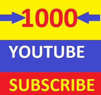 Non Drop 1000+ Y.ouTubee  ss.ubscribers