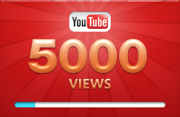 Give You 5000 Good Retention + Splitable Youtube Views