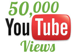 Give You 50000 Super Fast Youtube Views Within 4 days