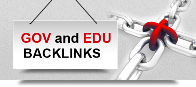 I will manually build 60 high quality edu and gov seo backlinks