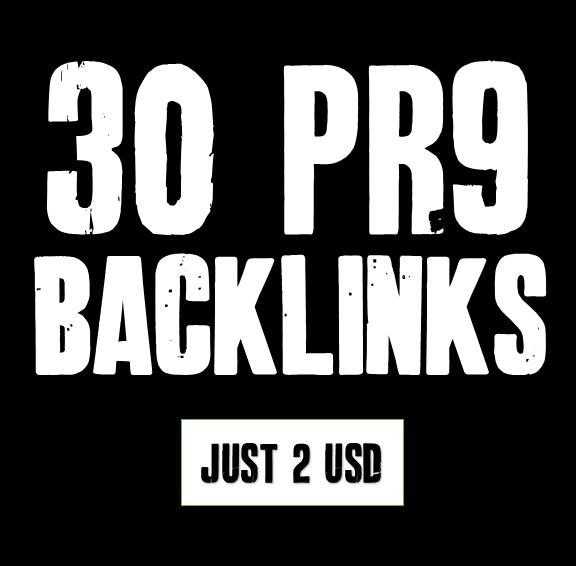 Add-20-Profile-Backlinks-from-High-PR9-Backlinks