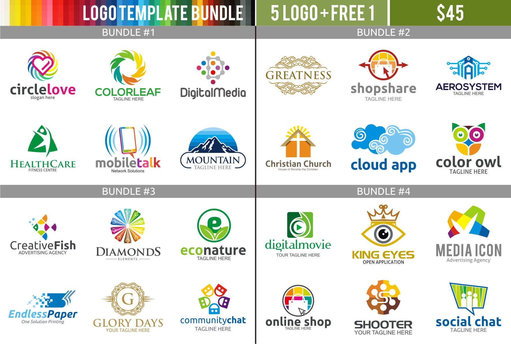 Design Logo Templates