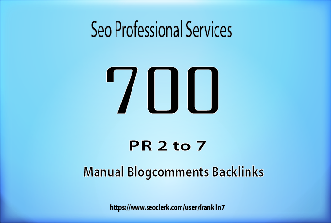 I will do guaranteed rank on google 1st page on pr2to7 links with in 30 days