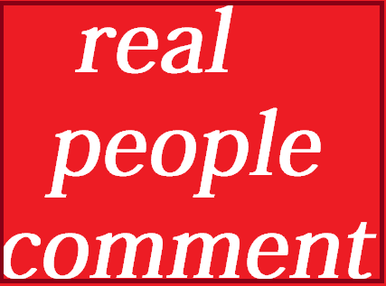 Provide Real People Commenting